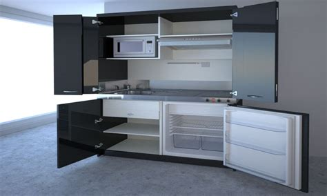 Kitchen Units : Small Kitchen Unit, Compact Kitchen Units For Small Spaces