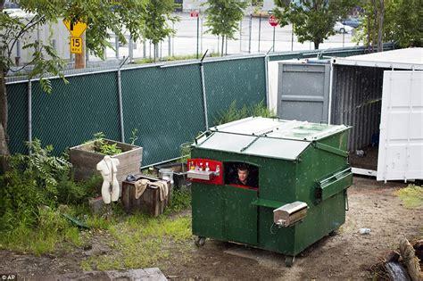 Tiny Häuser Sixx by The World S Weirdest Homes A Dumpster Concrete Show And