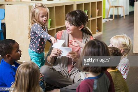 stock photos and pictures getty images 100 | special needs child in preschool class with group picture id472694554?s=612x612