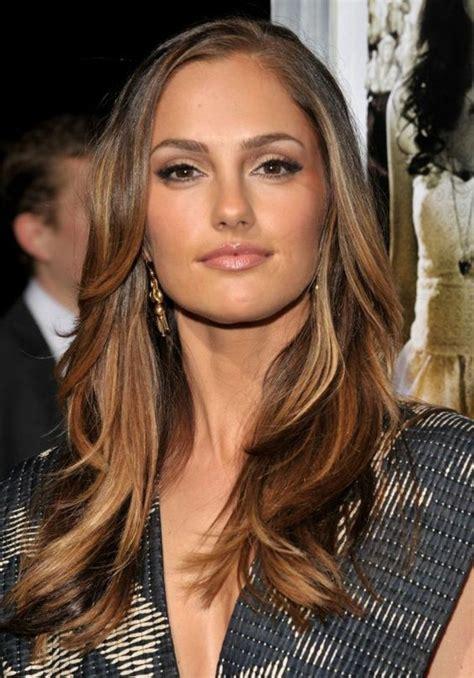 cheveux brun clair le balayage pour brune quelle est la meilleure option personnalis 233 archzine fr