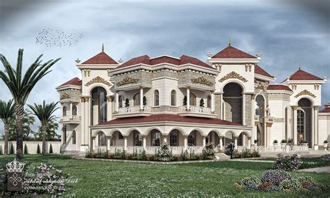 palm palace in iraq on behance house in 2019 house