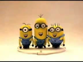 Minions Singing Happy Birthday