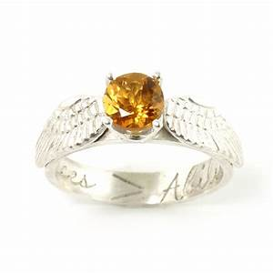 golden snitch ring harry potter engagement ring spiffing With harry potter wedding rings