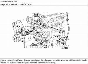 Buy Ferrari Part   102879 Chrome Engine Oil Filler Cap  365gt  365 Gt4bb Boxer  Bb  365  512