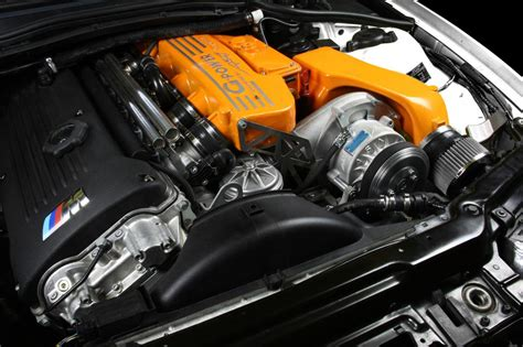 G-power E46 Bmw M3 Supercharger Kit With 331kw