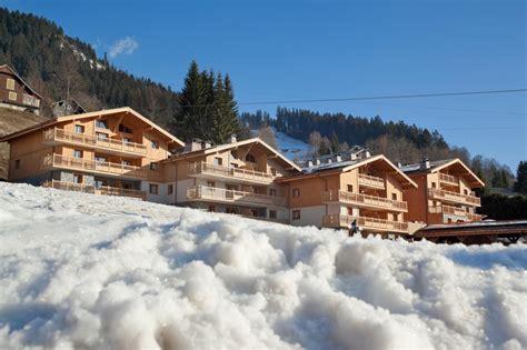 les chalets de jouvence residence les chalets de jouvence 10 les carroz location vacances ski les carroz ski planet