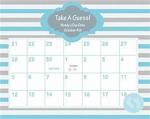 best photos of baby calendar due date game printable With guess the baby weight template