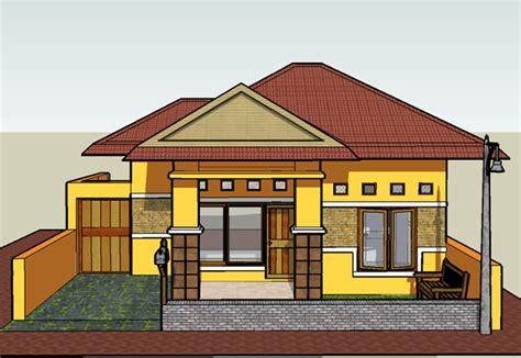 desain rumah sederhana  biaya murah tapi mewah