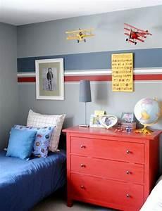 Kinderzimmer Wandgestaltung Ideen : wandgestaltung jungen kinderzimmer ~ Orissabook.com Haus und Dekorationen