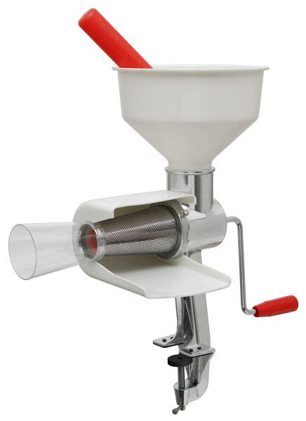 strainer food mill victorio sauce maker grinder juice juicer grain crank hand manual tomato canning electric deluxe tools apple making