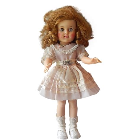 shirley temple doll ideal toys 15 quot shirley temple doll from colemanscollectibles on ruby lane