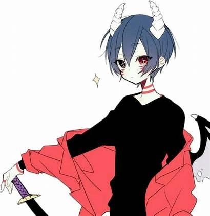 Anime Demonio Sticker Picsart