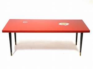 Table Basse Resine : galerie alexandre guillemain artefact design philippe ~ Teatrodelosmanantiales.com Idées de Décoration