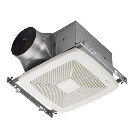 panasonic bathroom fan with led light panasonic whisper green select 50 80 110 cfm ceiling
