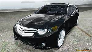 Honda Accord 2008 for GTA 4 » Download game mods ETS 2