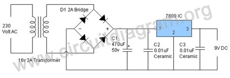 power supply  lm circuitdiagramorg