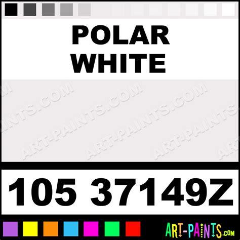 polar white 1 enamel paints 105 37149z polar