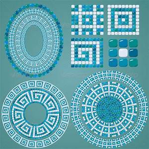 Square Mosaic Patterns For Kids » Tinkytyler.org - Stock ...