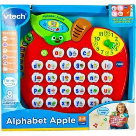vtech all brands toys pty ltd 200 | VTech Alphabet Apple