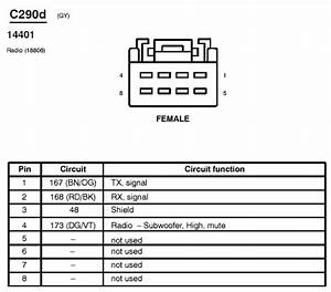 07crown Victoria Factory Radio Wiring Diagram