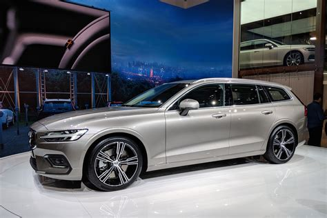 New 2018 Volvo V60 Prices Announced For Uk  Auto Express