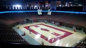 Section 213 At Bud Walton Arena