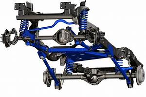 6in Long Arm Suspension Lift Kit For 2012