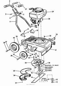 Lawn Mower Schematic Diagram