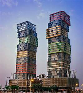Some funky-looking buildings are coming up in Qatar's ...