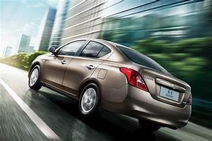 New Nissan Sunny Sedan Unveiled At China Auto Show  Is