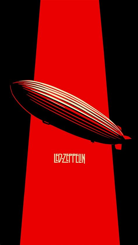 led zeppelin iphone  wallpaper hd