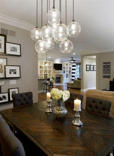 dining room table lighting ideas 25 best ideas about dining room lighting on pinterest