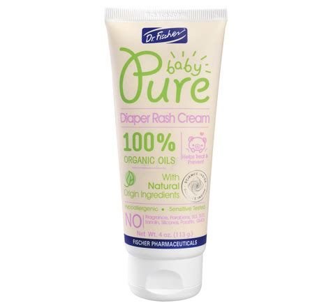 Pure Baby Diaper Rash Cream Dr Fischer