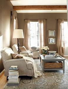 A rustic living room in warm tones these are my living for Rustic colors for living room