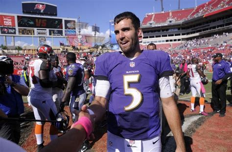 Joe Flacco Facial Hair