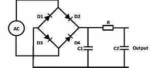 Schematic Diagram Of Bridge Rectifier