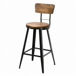Chaise Hauteur Assise 65 Cm : hauteur d un tabouret de bar chaise hauteur d assise 65 cm beau c est un tabouret en mactal ~ Teatrodelosmanantiales.com Idées de Décoration