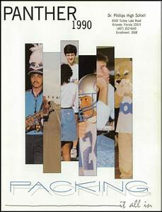 Explore 1990 Dr. Phillips High School Yearbook, Orlando FL ...