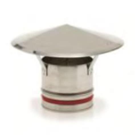 chapeau inox pour cheminée chapeau chinois pour en inox 304 simple paroi lock