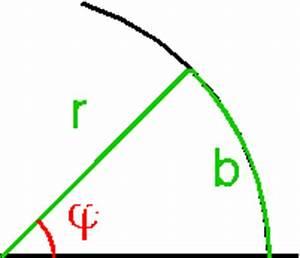 Bogenlänge Einer Kurve Berechnen : kreisbewegung ~ Themetempest.com Abrechnung