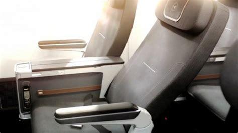 siege premium economy air vidéo aéronautique lufthansa présente nouveau siège