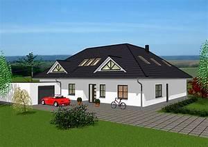 Bungalow Mit Garage Bauen : bungalow mit m glichkeit zur einliegerwohnung gse haus ~ Lizthompson.info Haus und Dekorationen
