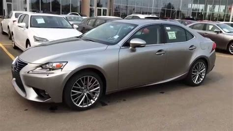 atomic silver  lexus   awd premium package