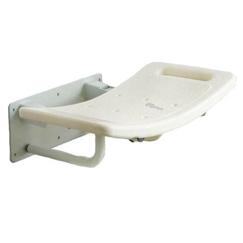 Flip Shower Bench by Wall Mounted Fold Flip Up Shower Seat Stool Bench Chair