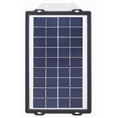 panneau solaire eclairage exterieur eclairage solaire exterieur intelligent panneau 7w int 233 gr 233 sur solairepratique eclairage