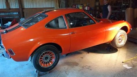 Craigslist Opel Gt by The One To Buy 1973 Opel Gt