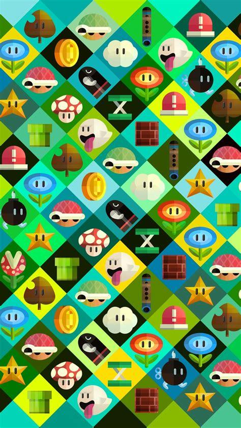 iphone wallpaper super mario characters iphone wallpaper