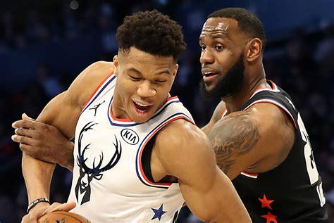 NBA Visu zvaigžņu spēlē uzvar Džeimsa komanda; Durantam 31 ...