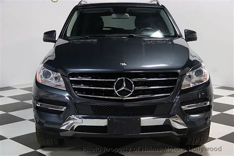 Iseecars.com analyzes prices of 10 million used cars daily. 2014 Used Mercedes-Benz M-Class ML350 at Haims Motors Serving Fort Lauderdale, Hollywood, Miami ...
