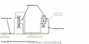 Wiring A Switched Outlet In Series Practical Problem